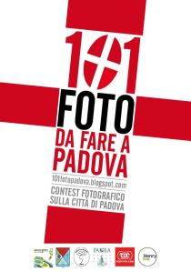 101 foto da fare a Padova