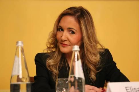 Elisabetta Beggio (Presidente Movimento del Buonsenso – Padova, Consigliera Comunale)