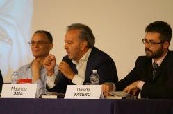 L'Assessore alla Sicurezza Maurizio Saia durante il suo intervento